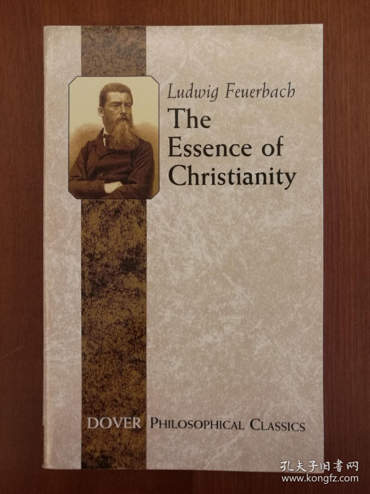 The Essence of Christianity / Feuerbach 费尔巴哈(现货,实拍书影)