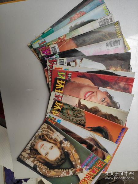 环球银幕画刊1990年6  1991年6  1993年3.4  1994年6.8.10.11   1995年1.4.6   1996年2.4.6.8   共十五本合售