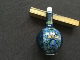 四特东方韵酒瓶(尺寸:6/6/22cm)只发快递