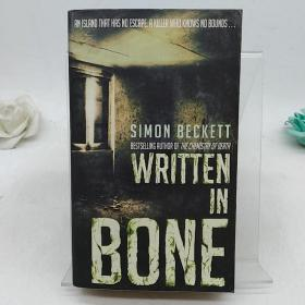 Written in Bone, 2008 publication