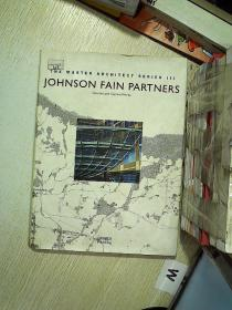 (THE MASTER ARCHITECT SERIES III) JOHNSON FAIN PARTNERS:Selected and current works / (建筑大师系列III)约翰逊·费恩合作伙伴:选定和当前工程