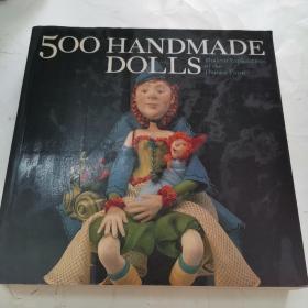 500 Handmade Dolls:Modern Explorations of the Human Form (500 Series)
