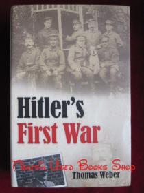 Hitler's First War: Adolf Hitler, the Men of the List Regiment, and the First World War(英语原版 精装本)希特勒的第一次战争:阿道夫·希特勒、名单团的人和第一次世界大战