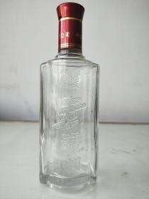 老泸州酒  旧酒瓶(有盖)