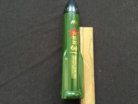 野战牌火箭酒瓶1个(尺寸:5.5/5.5/33cm)只发快递