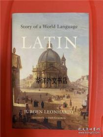 【包邮】Latin: Story of a World Language