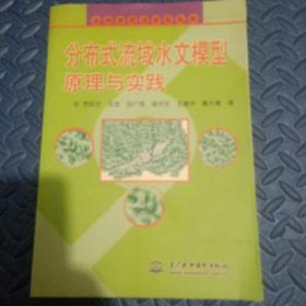 分布式流域水文模型原理与实践——水科学前沿学术丛书