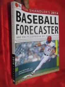 Baseball Forecaster: And Encyclopedia of Fanalytics (大16开)