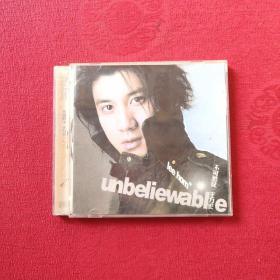 CD 不可思议 王力宏 单碟+歌词.