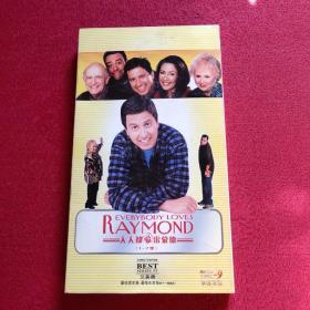 DVD 人人都爱雷蒙德 1-7季 四碟.