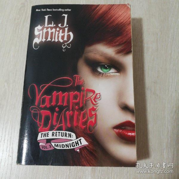 The Return 3: Midnight (The Vampire Diaries)  吸血鬼日记·回归#3:午夜