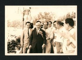 民国陆军总司令 何应钦照片,原版老照片,黄埔系仅次于蒋介石的第二号人物