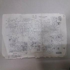 飞跃牌47C2-2型电原理图 NC-2T系列机芯、金星牌C472型电原理图 NP82C系列机芯
