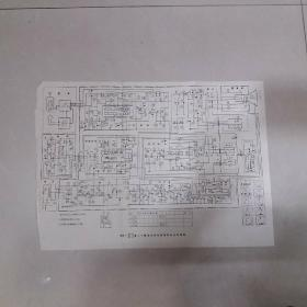 B31-5U N31-1U型U/V集成电路电视接收机电原理图