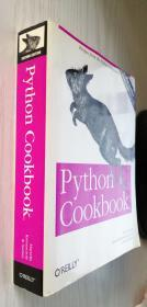 【英文原版】Python Cookbook 2nd Edition【第二版】