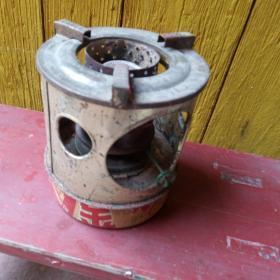 老煤油灯,手工作品