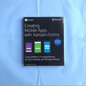 Creating Mobile Apps with Xamarin.Forms(Preview Edition)作者charles petzold签名本