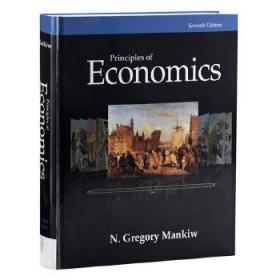 曼昆 经济学原理(第7版)英文原版 Principles of Economics 7th Editione 格里高利曼昆