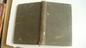 """TWENTY-THREE TALES  <23篇故事集》托尔斯泰发表于1872-1906的23篇作品  英文原版 1906出版 1924英国印 布面精装64开 扉页有""""浙江鄞县张俞镇俞松卿藏书""""章"""
