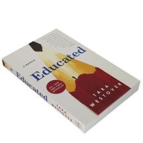 Educated: A Memoir 受教 英文原版 我的求学路 教育改变人生 Tara Westover 塔拉韦斯托弗 教育之谜