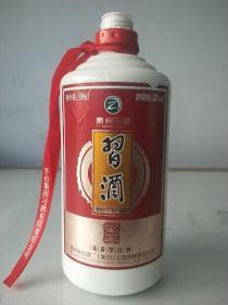 习酒 酒瓶  旧酒瓶(无盖)