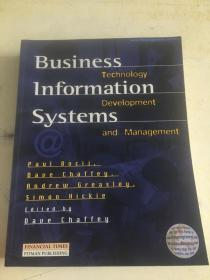 Business Information Systems;Technology, Development and Management