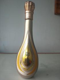 御缘酒  旧酒瓶(有盖)