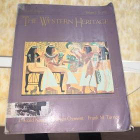 The  Western  Heritage         Volume  To1715       西方的遗产