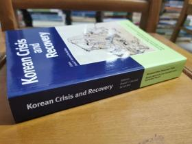 英文原版:Korean Crisis and