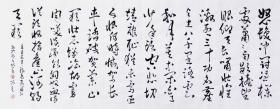 【自写自销】当代艺术家协会副主席王丞手写!!岳飞满江红2128
