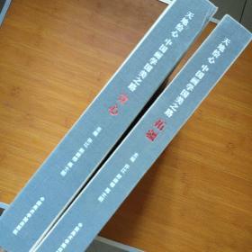 天地绘心 中国画学国美之路:立心、拓疆、 《二册合售》