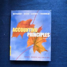 THIRD CANADIAN EDITION ACCOUNTING  PRINCIPLES加拿大版 会计原则