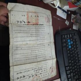 民国三十七年 济南市新市区租契14