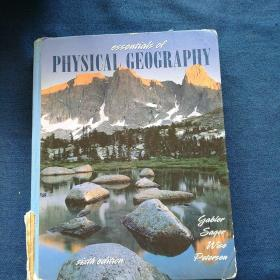 PHYSICAL   GEOGRAPHY 自然地理学