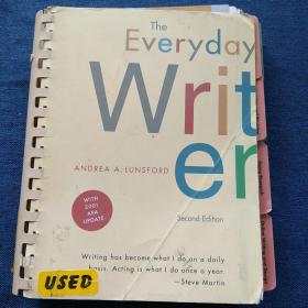 THE   EVERYDAY  WRITER             second  Edition 日常作家   第二版