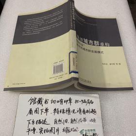 """长株潭城市群重构""""两型社会""""视域中的城市群发展模式"""