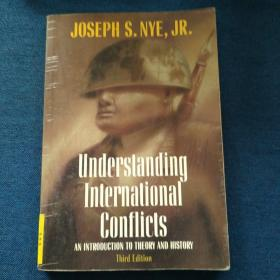 JOSEPH  S.  NYE,  JP. Understanding    Internationd   Conflicts 了解国际冲突   理论与历史概论   第三版