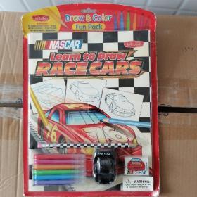 学画赛车  Learn to Draw RACE CARS