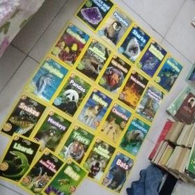 National Geographic Readers: Penguins! 23本合售
