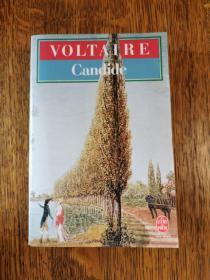 Voltaire:Candide ou l'optimisme - la princesse de Babylone et autres contes 伏尔泰:坦率和乐观-巴比伦公主的故事 (法国经典文学)法国原版书