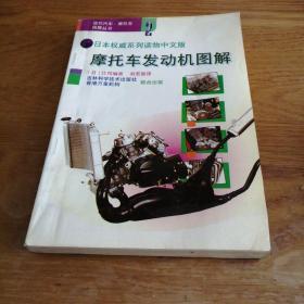 摩托车发动机图解
