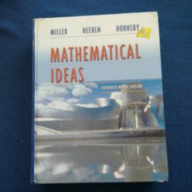 MATHEMATICAL  IDEAS EXPANDED  NINTH   EDITION 数学思想  扩充第九版