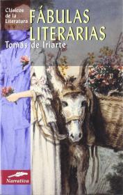预订 Fábulas literarias寓言诗文学,托马斯·德·伊里亚特作品,西班牙文原版