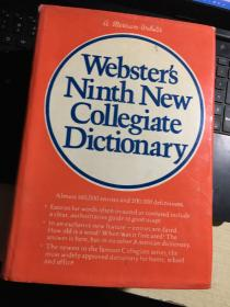 Websters NinthNewcllegiateDictionary