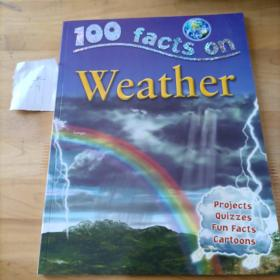 100 facts on weater