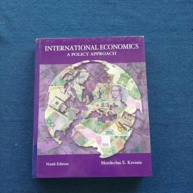 INTERNATIONAL  ECONOMICS   A  POLICY APPROACH    Ninth  Edition 国际经济学  一种政策方法   第九版