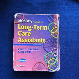MOSBY'S Textbook for Long-Term Care Assistants FOURTH EDITION 长期护理助理