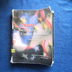 Democracy  Under Pressure NINTH EDITION 压力下的民主第九版