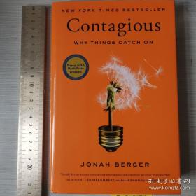 Contagious:Why Things Catch On 疯传 英文原版精装