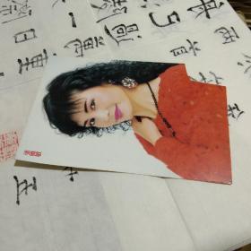 安庆市集邮公司95新邮票购票证.张晓敏